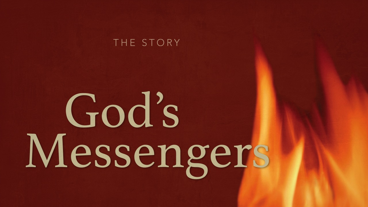 The Story Chapter 15: God's Messengers - Fusion